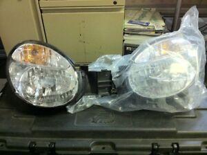 SUBARU WRX Impreza 02-03 Headlight set BNIB 84001FE001 JDM spec pair