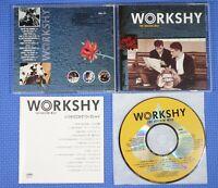 WORKSHY The Golden Mile JAPAN CD_WMC5-521