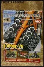Klassik Motorrad 3/07 Laverda 1000er V6 NSU Max KS 601