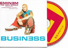 EMINEM - Business CD SINGLE 2TR EU Cardsleeve 2003 (Interscope)