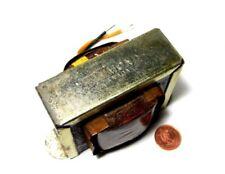 "Hammond Power Tube Audio Choke 15 H 100 mA 3""L x 2""W x 2.5"" H 2.4 Lbs"