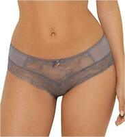 Gossard Women's Superboost Lace Short, Platinum, Size Medium p2k7