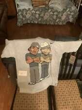 New Nike Kobe Bryant Lebron James puppet Shirt (NWT) Size Large Gray