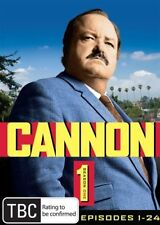 CANNON - SEASON 1 (EPISODES 1-25) - 8 DVD SET - BRAND NEW!!! SEALED!!!