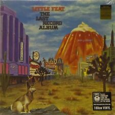 LITTLE FEAT 'THE LAST RECORD ALBUM' NEW SEALED RE-ISSUE LP ON 180 GRAM VINYL