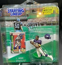 1999/2000 NFL Starting Lineup w/ card Randy Moss Minnesota Vikings