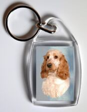 Cocker Spaniel Key Ring By Starprint - No 6
