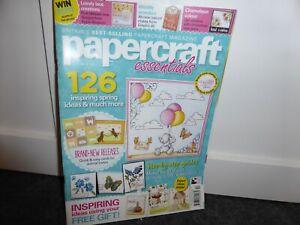 papercraft essentials  MAGAZINE ISSUE 144