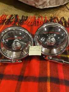 1953 1954 Chevrolet Cadillac Buick Oldsmobile GM Spotlights Right & Left