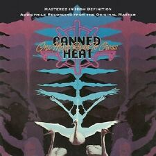 Canned Heat One More River To Cross CD+Bonus Tracks NEW SEALED 2016