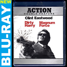 Dirty Harry 1,2: Dirty Harry/Magnum Force (Blu-ray) Clint Eastwood, David Soul