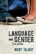 Language and Gender, By Talbot, Mary,in Used but Good condition