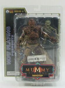 Now Playing Presents The Mummy Returns Imhotep Figure Sota Toys Series 2 New
