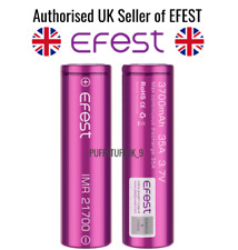 EFEST IMR 21700 Battery | 3700mAh | 35A | Genuine | Authorised Seller