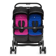 Zwillingskinderwagen Joie Aire Twin Pink and Blue 2018 - NEU