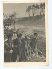 Soldaten *Bewegung im Gelände * M. Schönhausen 1940 FeNr. 02725