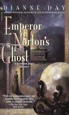BUY 2 GET 1 FREE  Emperor Norton's Ghost by Dianne Day (1999, Paperback)