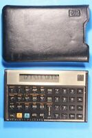 Hewlett Packard HP 12C Financial Calculator with Case - Made in Singapore