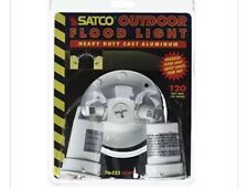 Satco Sf76/684 Two Lamp Quick Mount Outdoor Heavy Duty Security Flood Light Nuvo