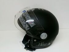 Casco De Moto Motor X City Hunter (XL 61-62cm) Negro