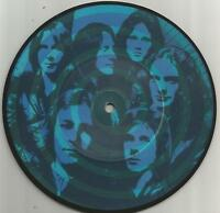 Foreigner - Blue Morning, Blue Day 7 inch picture disc single