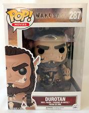 POP! MOVIES: WARCRAFT - DUROTAN - NO. 287