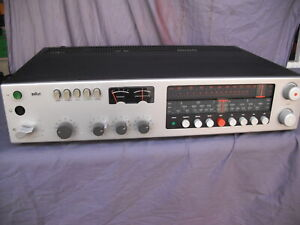 Braun Receiver TYP CEV 510 240 Watt                       19