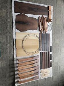 Brazilian Rosewood Guitar Set luthier supply