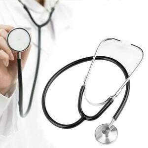 Single Head Stethoscope For Doctor Nurse Vet Student Adult Size EMT UK