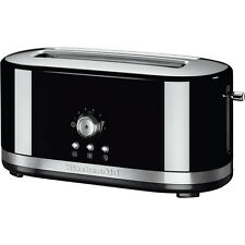 KitchenAid Toaster 5KMT4116EOB Onyx schwarz