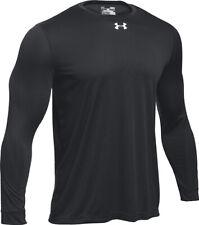 Under Armour Locker 2.0 Long Sleeve Shirt.Size :Medium .Color:Black