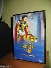 PEPLUM ESTER E IL RE DVD SIGILLATO JOAN COLLINS MARIO BAVA RAOUL WALSH ESTHER