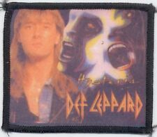 Def Leppard Original Sew On Patch #3