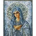 1xDIY 5D Diamant Broderie Diamond Peinture Jésus Christian Style Art Décor Mural