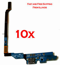 USB Charging Port Mic Flex Cable Dock Samsung Galaxy S4 IV T-Mobile M919 LOT 10