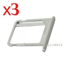 3X iPhone 4 4S SIM Card Tray Holder Replacement Part iPhone 4 CDMA SIM Tray