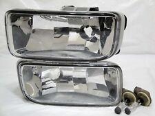 For 04-06 Aveo Sedan 04-08 Aveo Hatchback Fog Light Lamp RL One Pair W/2Bulbs