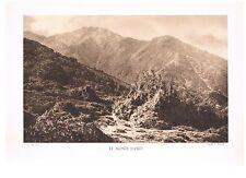 LE MONTE D'ORO photo 1934
