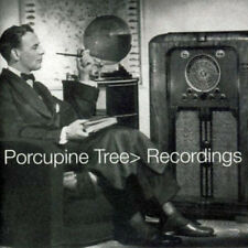 "Porcupine Tree : Recordings VINYL 12"" Album 2 discs (2014) ***NEW*** Great Value"