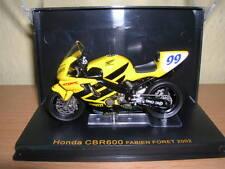 Ixo Junior Honda CBR600 CBR 600 Fabien Foret #99 SBK Superbike Saison 2002 1:24