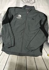 "Vintage Underarmour Jacket Fleece Lined ""Hollywood's Productions Inc"" Med"