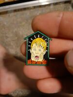 Home Alone Christmas movie kevin McCallister enamel lapel hat pin