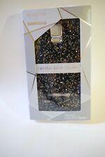 Swarovski phone case for Samsung Galaxy Note 4 crystal black cover NEW