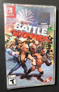 WWE 2K BattleGrounds (Nintendo Switch) NEW
