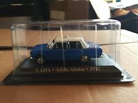 "DIE CAST "" LADA ADDIS ABEBA - 1972 "" 1/43 TAXI SCALA 1/43"