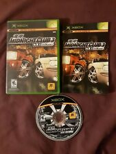 Midnight Club 3: DUB Edition Microsoft Xbox Complete CIB Working