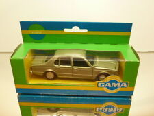 GAMA 894 BMW 733i E23 - LIGHT GREEN METALLIC 1:43 - VERY GOOD CONDITION IN BOX