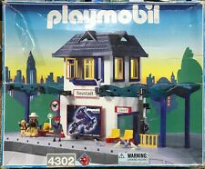 Playmobil Train Station 4302 in Original Box Railway