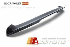 3D Style Carbon Fibre Trunk Boot Roof Spoiler For BMW F20 F21 1-Series Hatchback