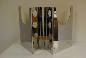 Peterbilt 359 Stainless steel air cleaner bracket set